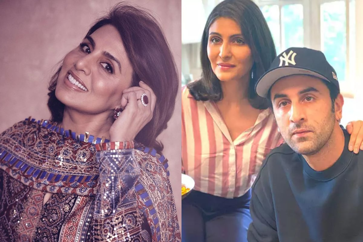 Neetu Kapoor Reveals Why She Doesn't Live With Her Children Riddhima and Ranbir Kapoor