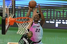 Jimmy Butler Strong Down Stretch, Miami Heat Hold Off Boston Celtics 130-124