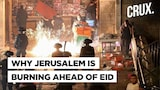Jerusalem Clashes   Tensions Between Israel & Palestine Flare Up After Al Aqsa Mosque Incident