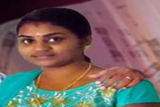 Photo of Soumya Santosh, a Keralite woman, who was working in Israel and killed allegedly in a Palestinian rocket strike on Tuesday. (Image: Twitter)