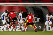 Premier League: Danny Ings Scores Twice as Relieved Southampton Beat Crystal Palace 3-1