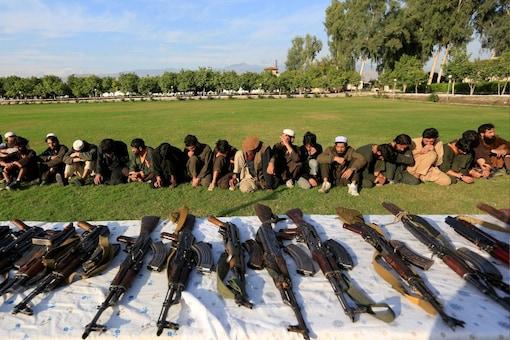 IS J&K chief Umar Nisar Bhat aka Qasim Khurasani has been recruiting ISIS cadres in J&K (Representational Photo)