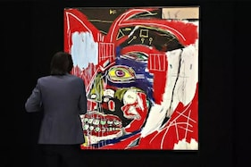 A Basquiat Painting Just Sold for $93.1 Million at Christie's Auction