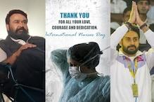 International Nurses Day 2021: Mohanlal, Abhishek Bachchan Among Celebs Thanking Nurses Amid Covid-19 Crisis