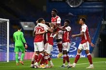 Premier League: Arsenal Beat Chelsea 1-0 after Pouncing on Jorginho Howler