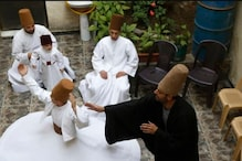 Twirl and Spin:  The Damascus Family Preserving the Sufi Whirling Tradition