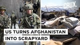 US Troops Turning Afghanistan Into Scrapyard as They Pack to Leave, Locals Feel Angry