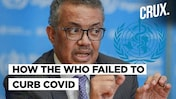 Report Indicts WHO & World Governments For Failing To Curb Covid-19