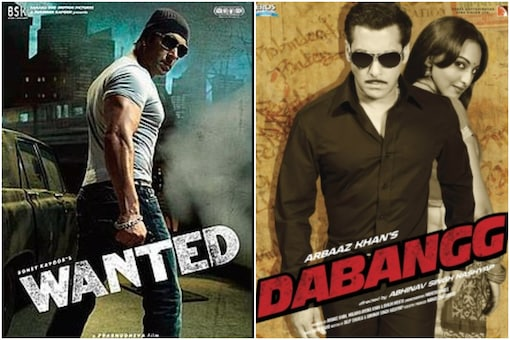Salman Khan's Wanted and Dabangg released during Eid.