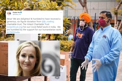 Khalsa Aid Just Received a 'Six-figure' Donation from JK Rowling for Covid-19 Relief Work in India