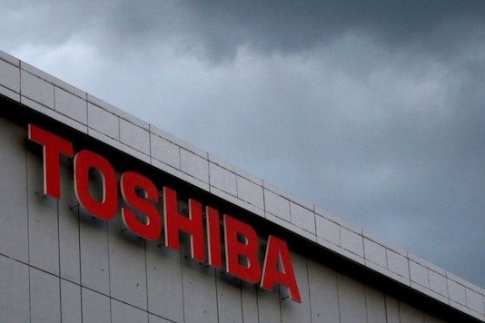 Toshiba image used for representation (Image: Reuters)