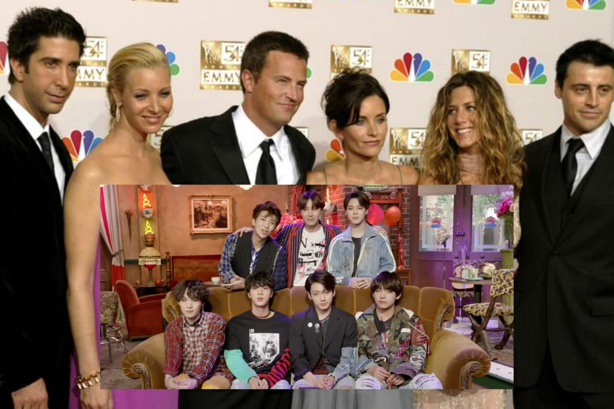 BTS is Appearing on Friends Reunion and Army Can't Keep Calm: 'It's Really Happening'