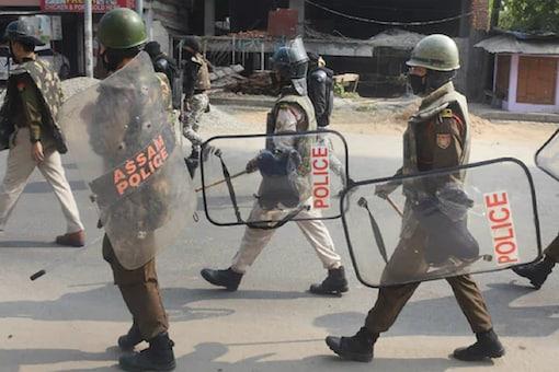 Representational image. Assam police