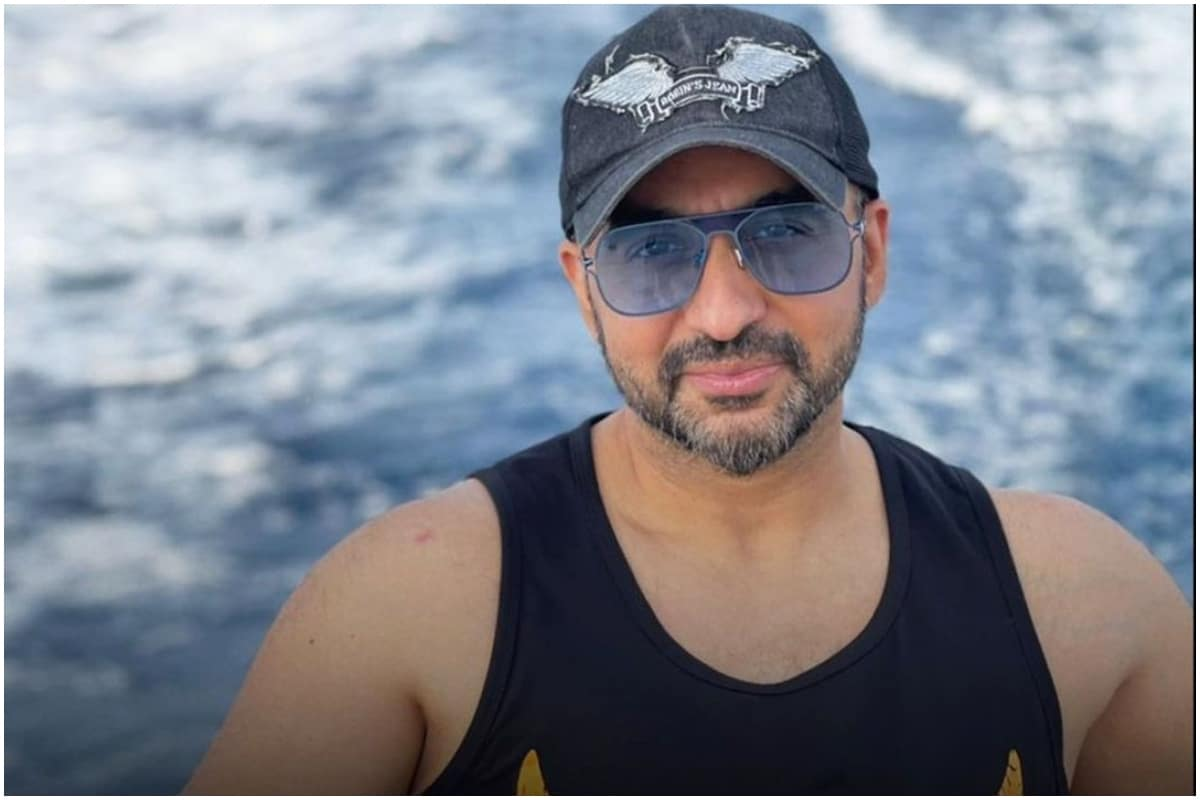 Raj Kundra Shares Funny Video to Cheer up Fans While Recovering from Covid-19