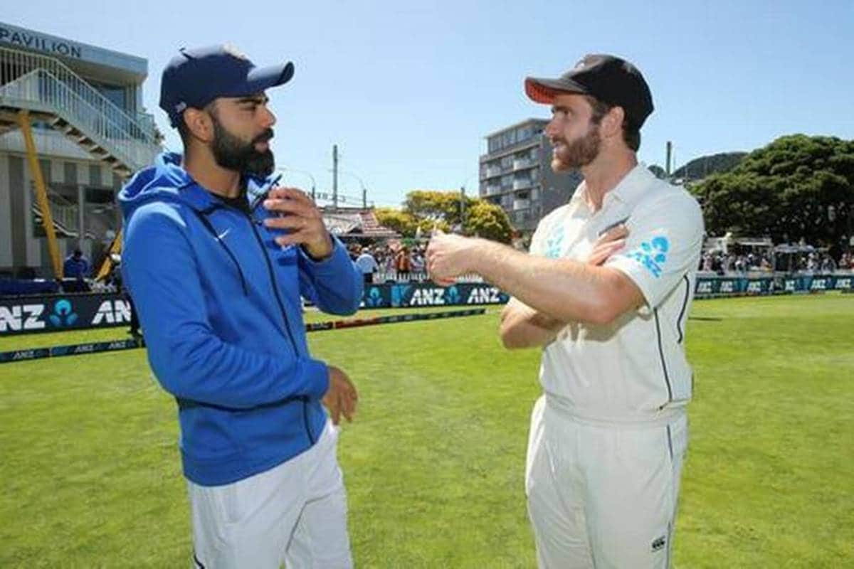 ICC Shares an Interesting Post Featuring Indian and New Zealand Cricketers Who Will Face Each Other After 13 Years thumbnail