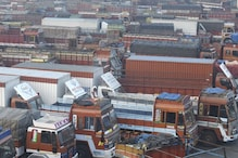 Maharashtra Govt Exempts Truckers from RT-PCR Test for Entering State