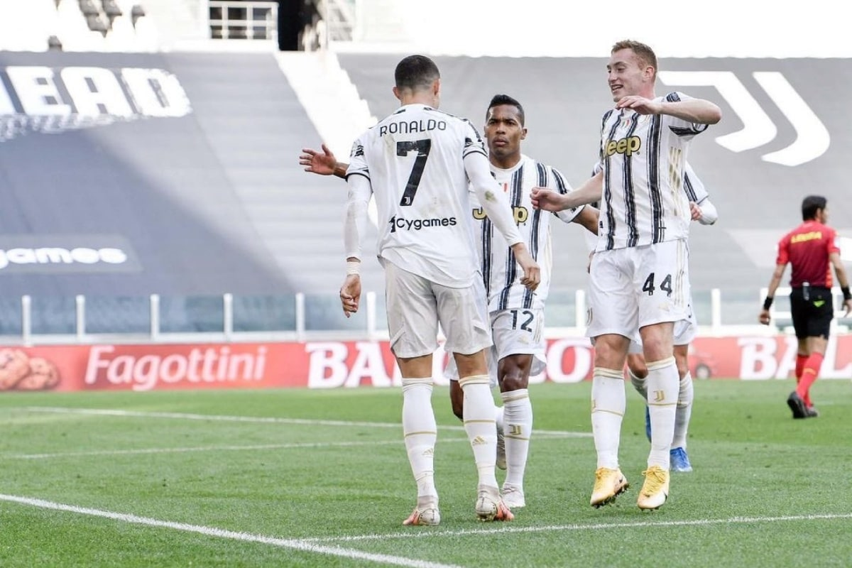 Cristiano Ronaldo Scored Once, Cuadrado Twice as Juventus Edge Inter to Stay in Top-four Race