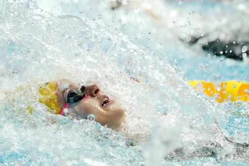 Kaylee McKeown (Photo Credit: Reuters)