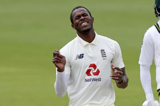 Jofra Archer has not been named in the England squad for the first two Tests against India. (AFP Photo)