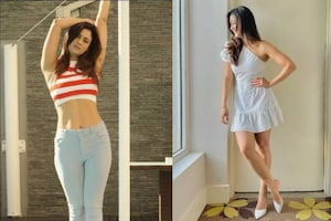 Shweta Tiwari Shows Off Her Washboard Abs In New Photos, See The Diva's Hottest Pics