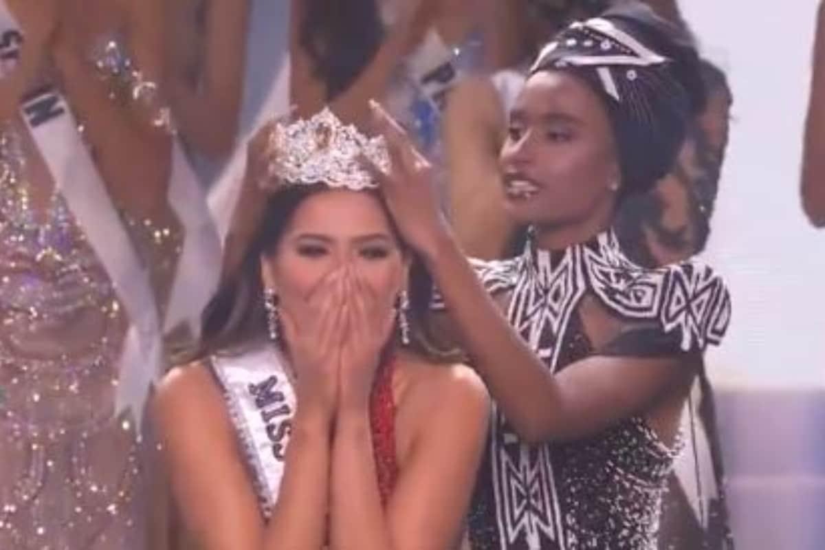 Mexico's Andrea Meza Wins the Crown, India's Adline Castelino in Top 5