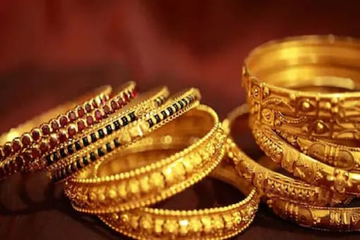 In the international market, gold prices were inched higher on Wednesday
