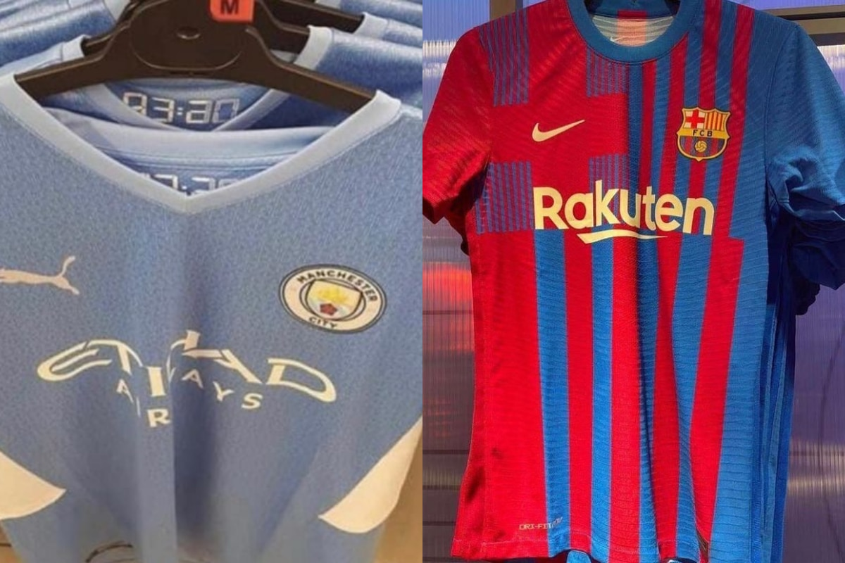 Manchester City, Liverpool to Real Madrid and Barcelona, a Look at Leaked Kit Designs Leaked So Far ahead of New Season