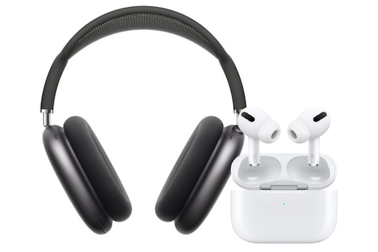Apple AirPods Max and Apple AirPods Pro