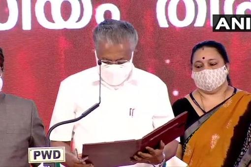 File photo of Kerala Chief Minister Pinarayi Vijayan.