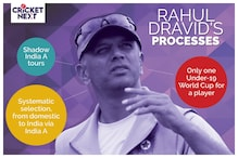 Rahul Dravid's Coaching Career, and How His Processes Led to India's Bench Strength