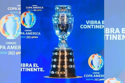 Copa America (Photo Credit: Twitter)