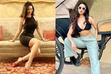 Soundarya Sharma Raises Temperature As Diva Flaunts Perfect Hourglass Figure In These Photos