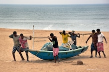 Strong Winds off Gujarat Coast; Fishermen Asked Not to Venture into Sea