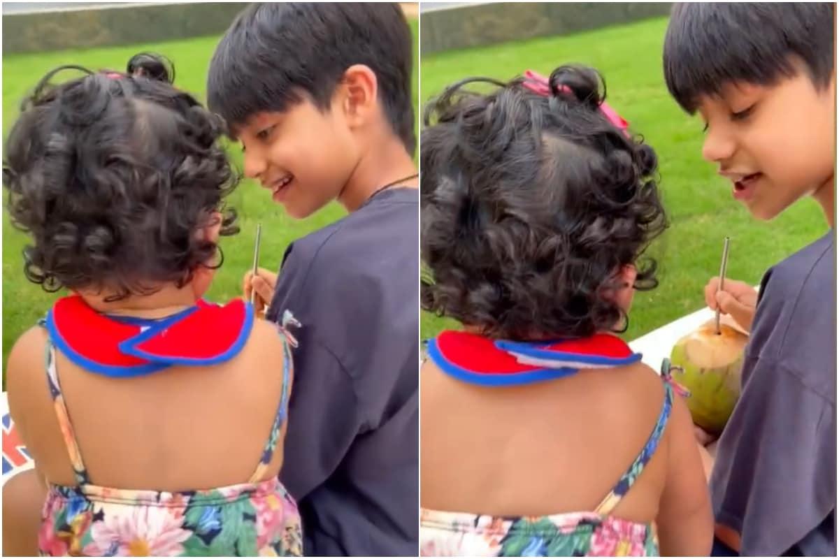 Shilpa Shetty Shares Adorable Video of Kids Viaan and Samisha on Brother's Day