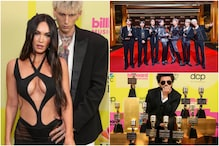 From BTS to Megan Fox, Top Red Carpet Looks From the Billboard Music Awards 2021