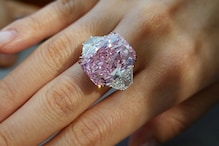 Purple-pink Diamond 'The Sakura' Sells for Rs 213 Crore, Sets Record for Largest-ever to be Auctioned