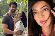 Sushmita Sen Can't Wait to Become an Aunt to Charu Asopa-Rajeev Sen's Baby