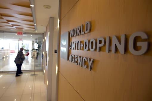 World Anti-doping Agency logo (Photo Credit: Reuters)