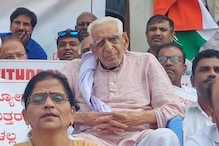 Karnataka's 'Conscience', HS Doreswamy, the Gandhian Who Remained Active Till Last Year, Dies at 103
