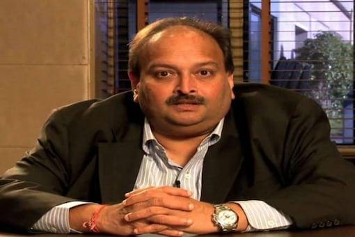 File photo of fugitve businessman Mehul Choksi.