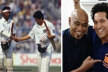 Vinod Kambli Shares Pictures with Sachin Tendulkar With a Witty Take on F.R.I.E.N.D.S Reunion