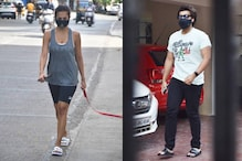 Malaika Arora, Arjun Kapoor, Sunny Leone, Tiger Shroff Among Celebs Spotted Out And About