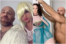 Kazakhstani Bodybuilder in Threesome with Sex Dolls Now Wants to Add a Male to the Relationship