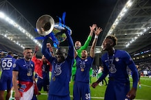 Chelsea N'Golo Kante Wins 6th Major Trophy as His Midfield Masterclass Guides Chelsea to Champions League Win