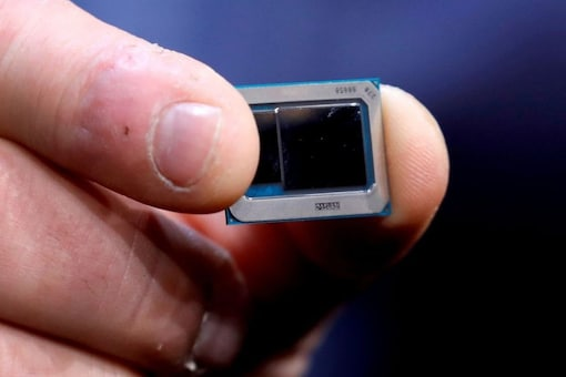 Intel chip; Image for representation (Image: Reuters)