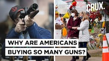 More Mass Shootings, More Gun Sales   Is Covid Fuelling America's Gun Frenzy?