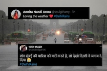 Delhiites Welcome Rain With Memes as Heavy Showers, Thunderstorm Lash the Capital