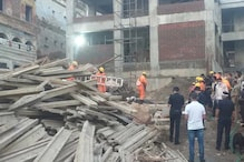 One Killed, Six Workers Feared Trapped in Building Collapse in Gurgaon