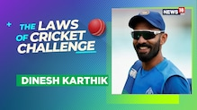 WATCH   The Laws of Cricket Challenge, Episode 11 With KKR Captain Dinesh Karthik