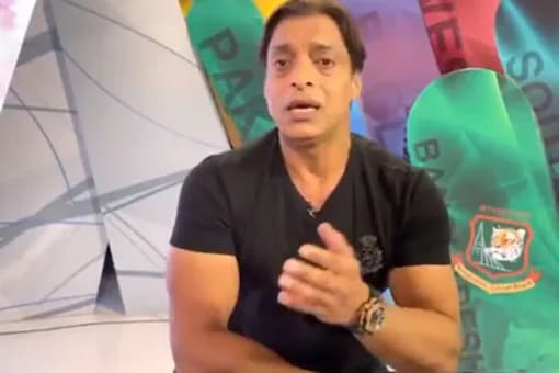 'Pakistan Worked Hard To Make Sure They Give An Average Performance' - Shoaib Akhtar Lashes Out At Team After Lord's Defeat